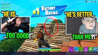 I met a FAKE FaZe Mongraal and was SURPRISED at how good he was... (shocking)