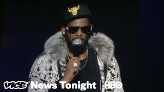 Muting R. Kelly & Destroying The World's Ships: VICE News Tonight Full Episode (HBO)