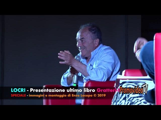 Presentazione  libro ''Storia segreta della 'ndrangheta' di Nicola Gratteri