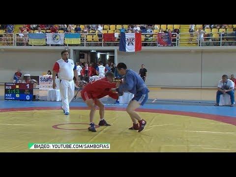Бийчанин стал чемпионом мира среди мастеров по самбо (Будни, 21.10.19г., Бийское телевидение)