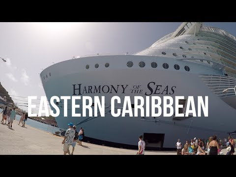 CRUISE DIARIES: PART II | EASTERN CARIBBEAN (GoPro HERO5)