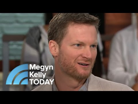 NASCAR's Dale Earnhardt Jr. Reflects On Racing With Late Father | Megyn Kelly TODAY