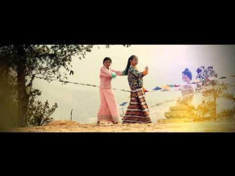 Musicvido phama  By Kinga Kinlay Tshering