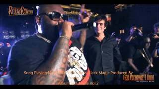 Rick Ross Brings Out David Copperfield To Black Magic