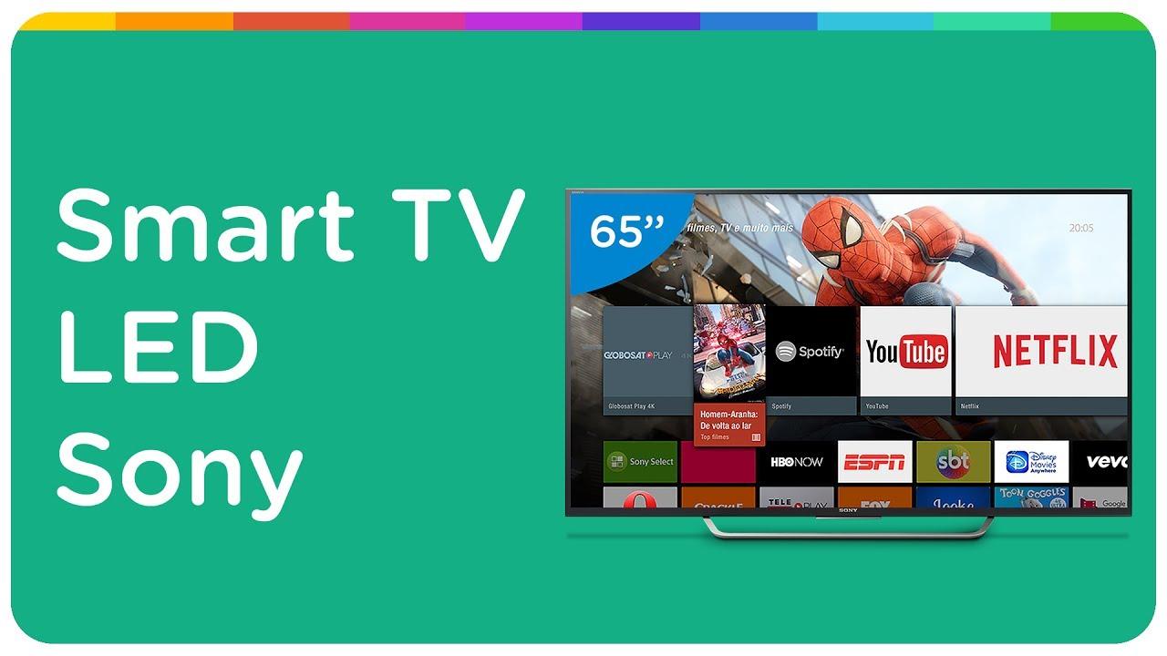 782ee269fccd2 Smart TV LED 65