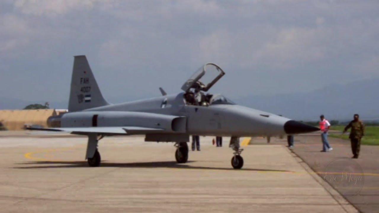 Northrop F-5E Fuerza Aerea Hondureña, Open Base Palmerola 2006