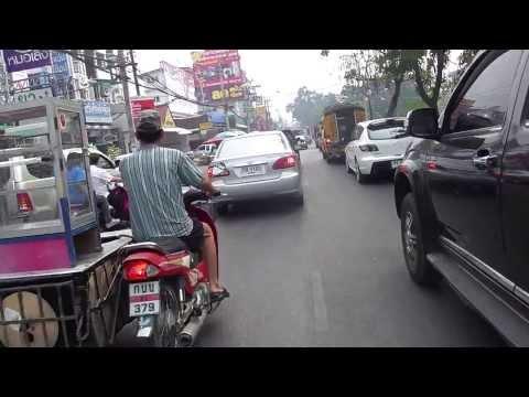 Das beste Verkehrsmittel in Chiang Mai?