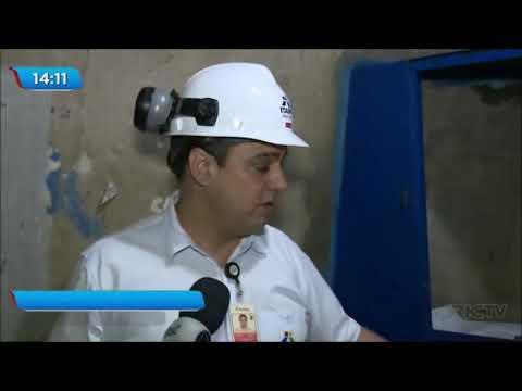 Itaipu binacional mostra como é feita sua segurança de barragem