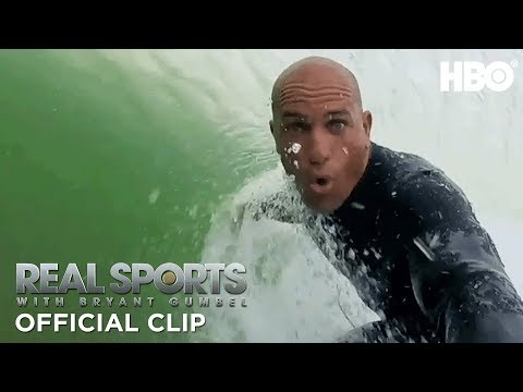 The Future of Surfing | Real Sports w/ Bryant Gumbel | HBO