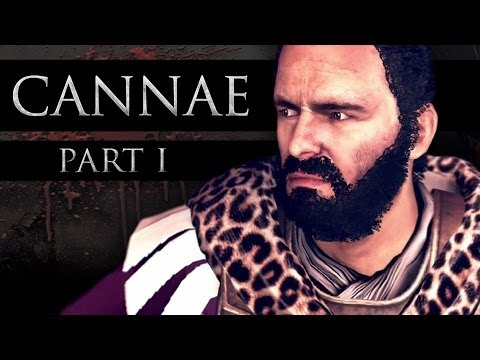 Total War History: Battle of Cannae (Part 1/5)