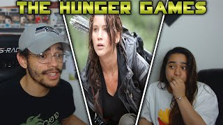 The Hunger Games (2012) Movie Reaction! FIRST TIME WATCHING!