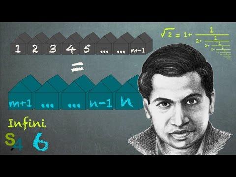 Les maisons numérotées de Ramanujan   Infini 6