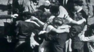 Finale Coupe de France 1966 : Strasbourg-Nantes (1-0)