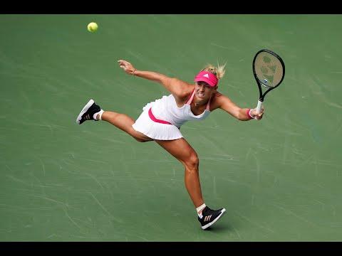 Angelique Kerber Vs Ajla Tomljanavic | US Open 2020 Round 1