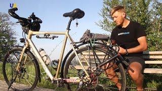 Одессит Руслан Верин проехал от Аляски до Мексики на велосипеде
