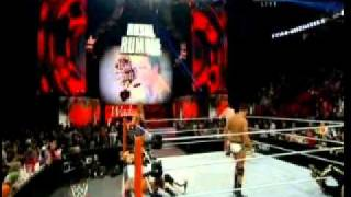 (Royal Rumble 2012) Wade Barrett Entrace With New Theme Song