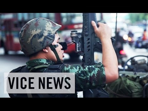 Thai Military Declares Coup dÉtat: Thailand  the Brink Dispatch 3