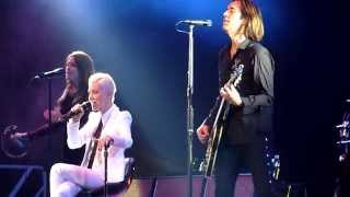 Roxette - Fading Like a Flower (Every Time You Leave) - O2 Arena, London - July 2015