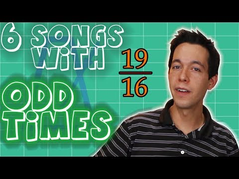 Understanding and Using Odd Time Signatures – 6 Examples [MUSIC THEORY / RHYTHM]