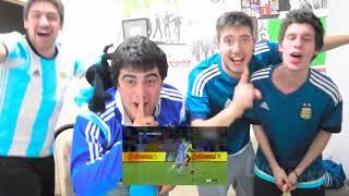 CHILE ELIMINADO: BRASIL 3 - CHILE 0