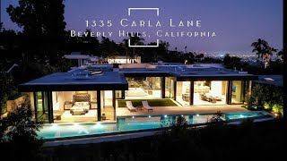 22 Million Beverly Hills Home | 1335 Carla Lane Beverly Hills, CA 90210