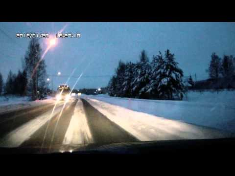 Driving in Finland