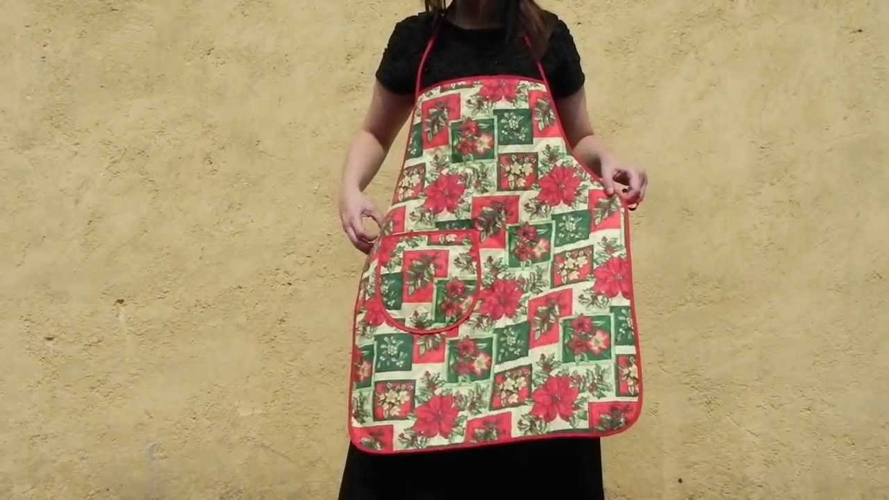 Tablier Cuisine Noel 1 Youtube