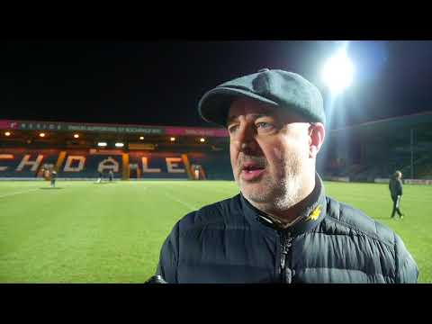 INTERVIEW | Keith Hill's post-match reaction - Southend United (H) 2017/18