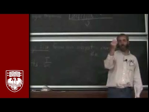 Lecture 4 - Our First Climate Model
