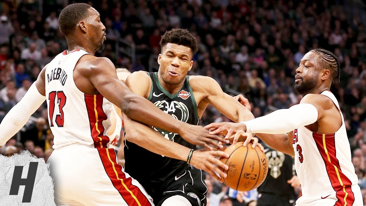 Miami Heat Vs Milwaukee Bucks Full Game Highlights