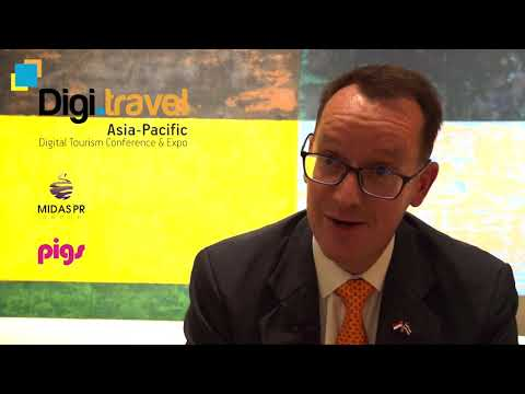 3rd Digi.travel Asia-Pacific Conference & Expo - 20 June 2018 - Hans van den Born NTCC #3