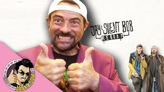 Kevin Smith Interview For Jay And Silent Bob Reboot