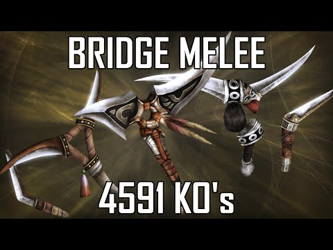 Dynasty Warriors 8 XL Bridge Melee 4591 KOs [PC]