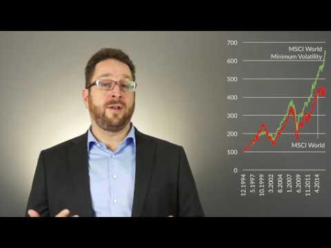 Video 50: Minimum Volatility Faktor