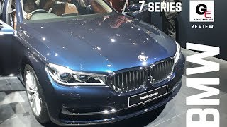 BMW 7 Series 740 Li | walkaround review | actual look !!!!
