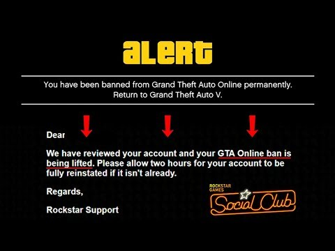 GTA Online 2018 Ban Wave UPDATE - Rockstar is Aware & They Are Trying to Fix It!