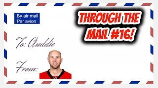Through the Mail Return #16 - Craig Anderson Tricked Me?!?! | Auddie James