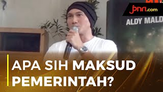 Dear Pak Jokowi, Anji Merasa Kecewa - JPNN.com