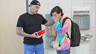 Surprising A Kid Who Gets Bullied With An iPhone 11