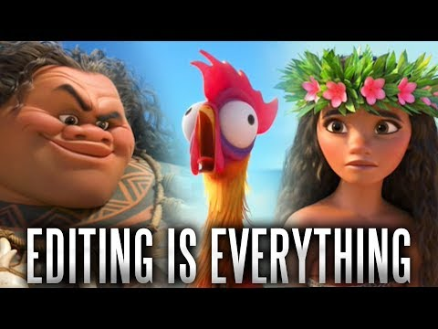 MOANA BUT IN 7 DIFFERENT GENRES