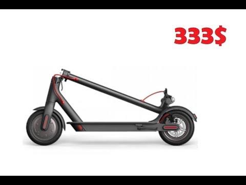 Электросамокат Xiaomi Mijia Electric Scooter M365, сборка, обкатка | ЭЛ.ТРАНСПОРТ