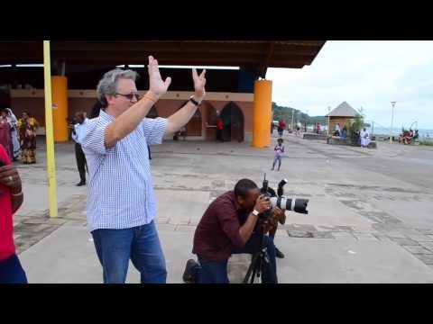 Making-of du shooting Salouva 2014