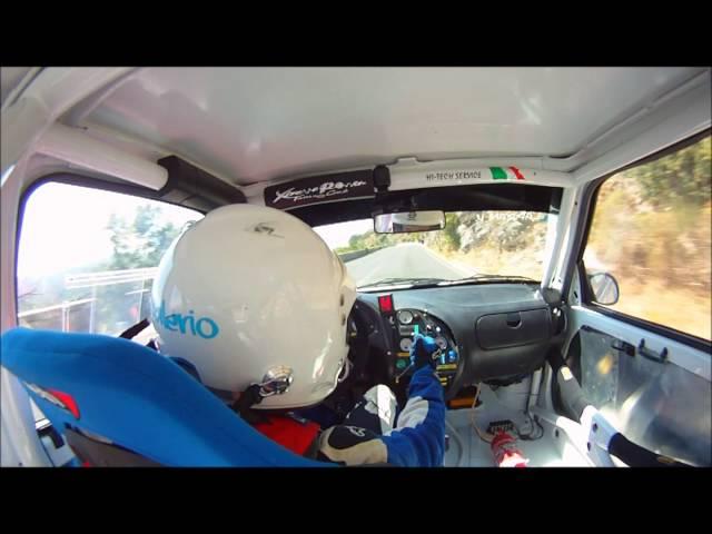 49° CRONOSCALATA SVOLTE DI POPOLI Camera Car