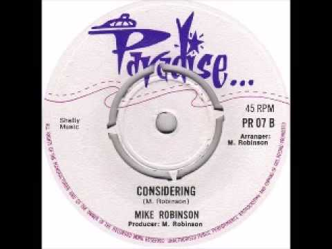 Mike Robinson - Considering [197x]