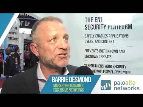 Palo Alto Networks Talks With Partners at Infosecurity 2014
