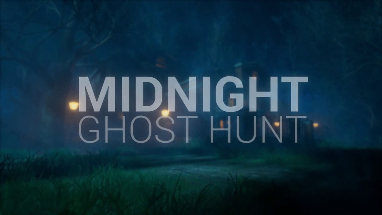 Midnight Ghost Hunt trailer - PC Gaming Show 2019