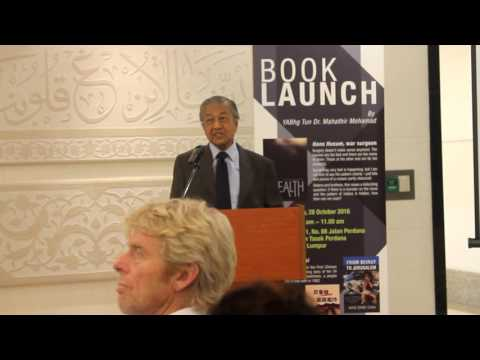 Official Launch of Stealth and From Beirut to Jerusalem (updated English and first Chinise Edition)