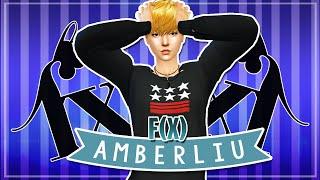 Sims 4 Kpop Montag | F(x) - Amber Liu | erstelle einen Sim