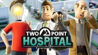 Two Point Hospital PL | Symulator Szpitala #4