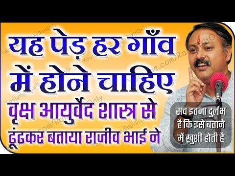 these-trees-must-be-in-every-village,-a-scientific-analysis-by-rajiv-dixit-from-ayurved-tree-granth